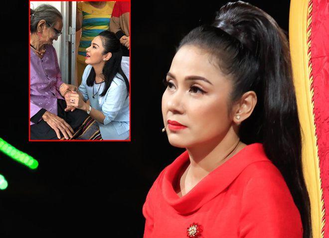 Việt Trinh lên tiếng khi bị chửi hết thời lúc livestream bán hàng gây quỹ từ thiện - Hình 1