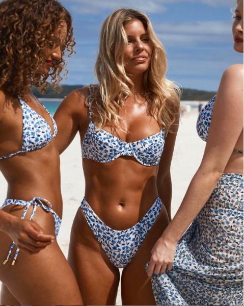 Chân dài 9x khoe body nóng bỏng có chỉ số 3 vòng vàng với bikini - Hình 8