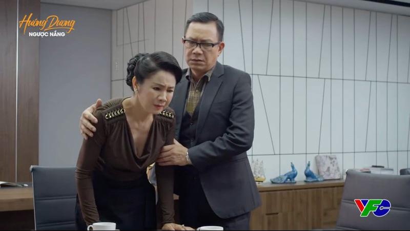 Mối quan hệ của NSND Thu Hà và vợ chú Quân của Hướng dương ngược nắng ngoài đời: Là bạn thân chứ không phải tình địch - Hình 1