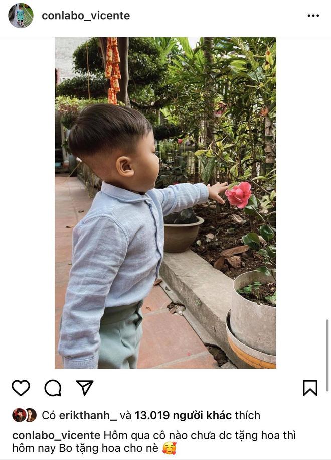 Instagram của 5 nhóc tỳ hot Vbiz có gì đặc biệt: Mẹ bỉm Đông Nhi từng gây tranh cãi, lướt trang con Hoà Minzy toàn ảnh hiếm! - Hình 5