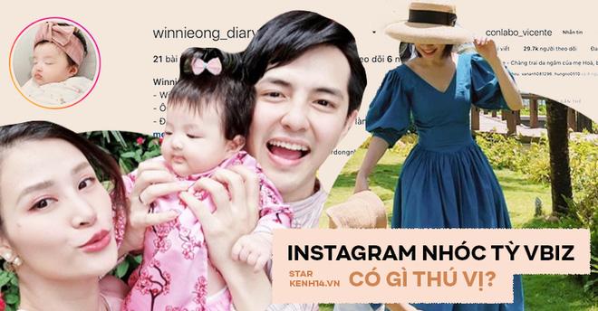 Instagram của 5 nhóc tỳ hot Vbiz có gì đặc biệt: Mẹ bỉm Đông Nhi từng gây tranh cãi, lướt trang con Hoà Minzy toàn ảnh hiếm! - Hình 1