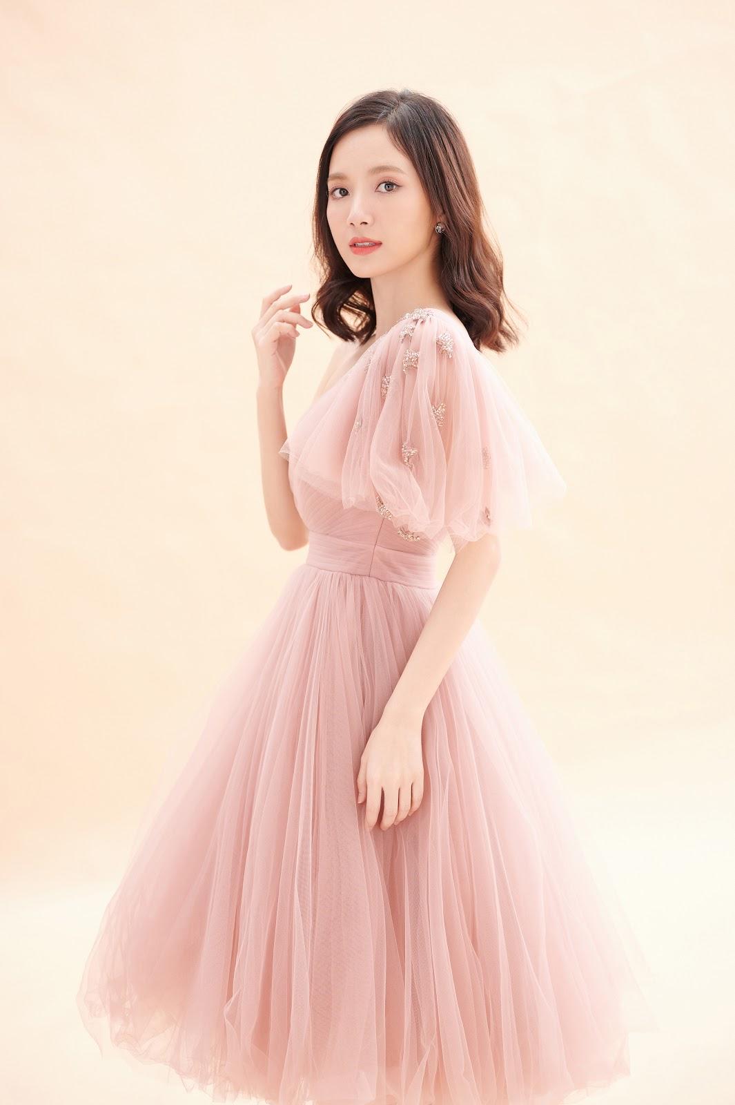 Jang Mi 'đốn tim' khán giả với hình tượng ngọc nữ, đẹp tao nhã thanh tân - Hình 5