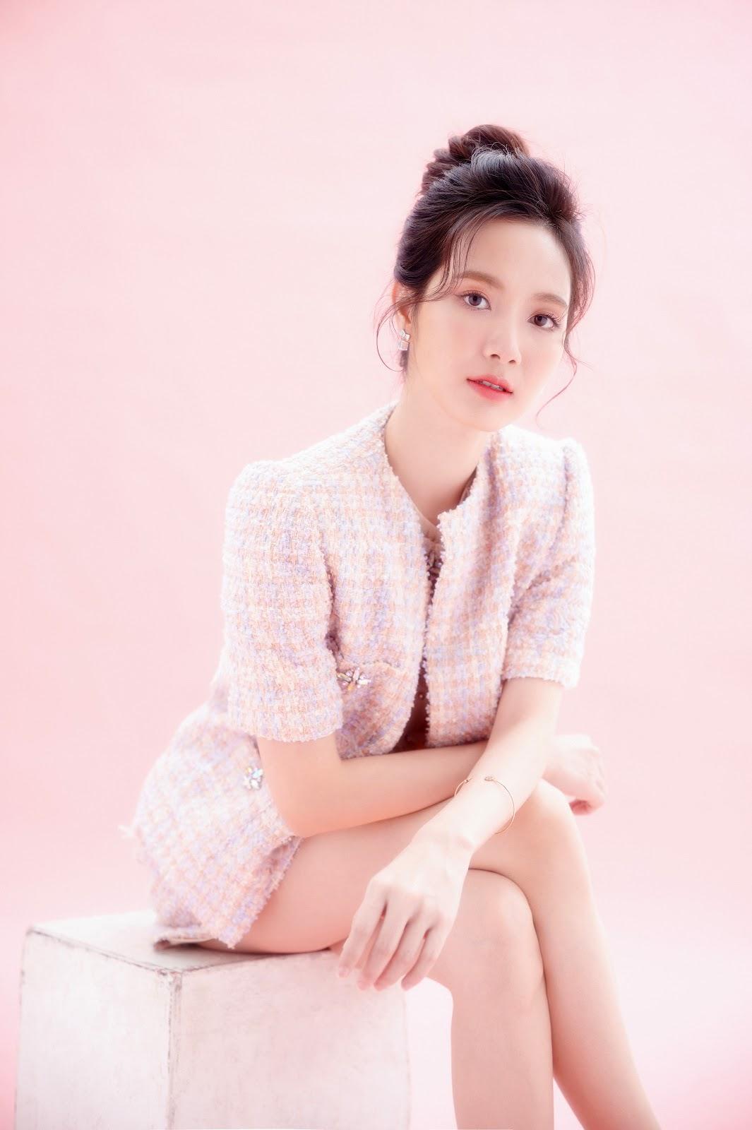 Jang Mi 'đốn tim' khán giả với hình tượng ngọc nữ, đẹp tao nhã thanh tân - Hình 6