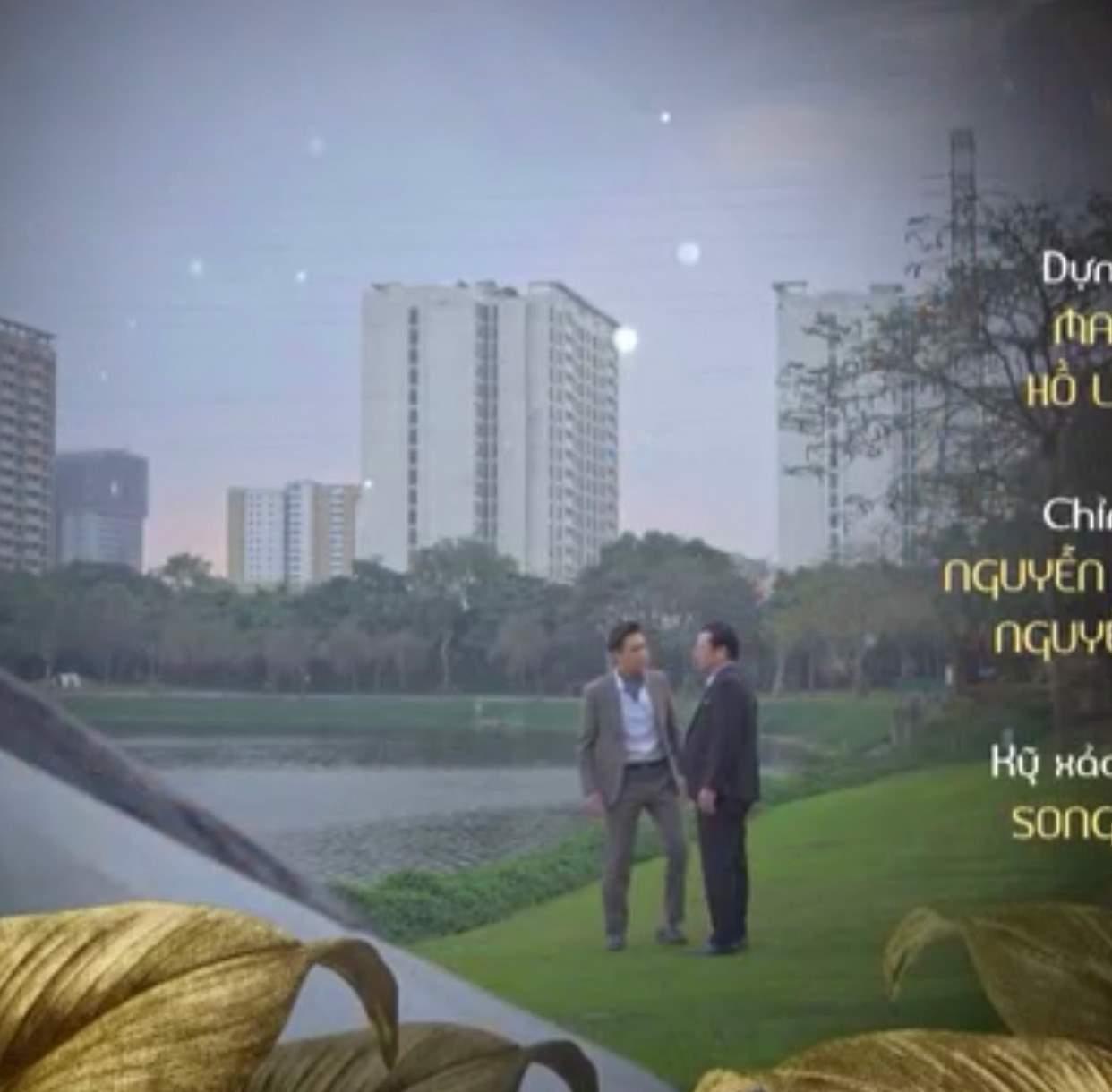 Loạt hình ảnh chưa lên sóng của Hướng dương ngược nắng: Trí nhảy sông, Diễm Loan tiếp tục thả thính ông Quân, Phúc tình tứ cõng Châu - Hình 15