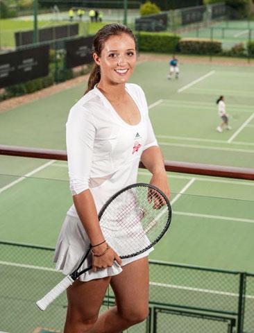 Tennis: 20 tay vợt nữ đẹp nhất mọi thời đại (Kỳ 1) - Hình 4