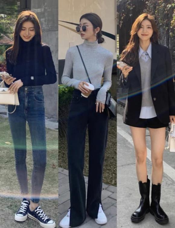 Những phong cách thời trang dễ mặc vào mùa xuân, vừa đẹp vừa tiên tiến - Hình 3