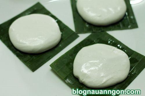 Học cách làm bánh tẻ nóng hổi, thơm ngon mềm dẻo