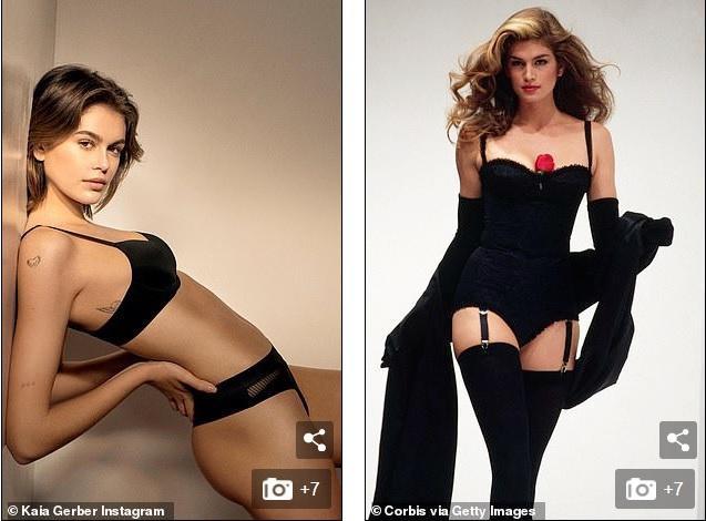 Con gái của huyền thoại mẫu Cindy Crawford bán nude khoe dáng nóng bỏng - Hình 4