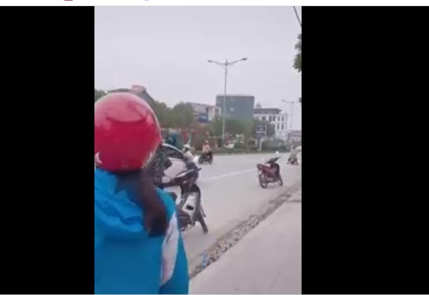 KINH HOÀNG: Chồng lái xe hơi đưa tiểu tam đi lếu lều bị vợ bắt tại trận, đi đường quyền sấp mặt - Hình 5