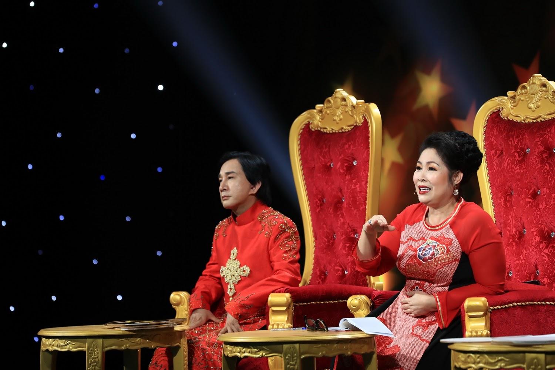 Con trai nghệ sĩ hài Hoàng Sơn ngã xuống sân khấu vì bị chuột rút trong tập mở màn Sao Nối Ngôi 2021 - Hình 4