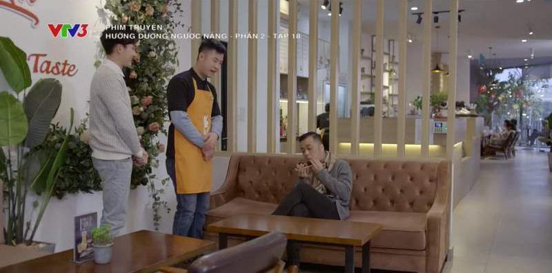 Nam diễn viên đóng vai ông chủ quán cà phê gây cười trong Hướng dương ngược nắng: Lẽ ra tôi vào vai khác, có tên tuổi đàng hoàng - Hình 2