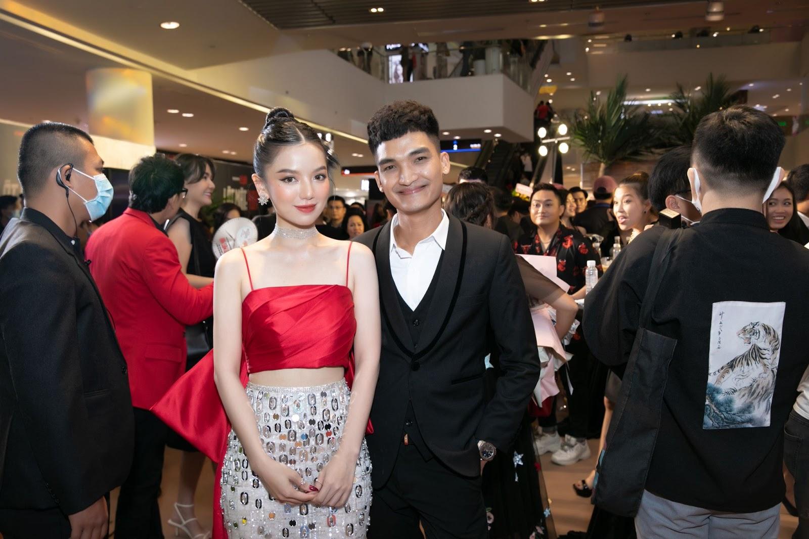 Lê Hạ Anh: Từ ngôi sao thời trang trở thành ngọc nữ tiềm năng của điện ảnh Việt - Hình 4