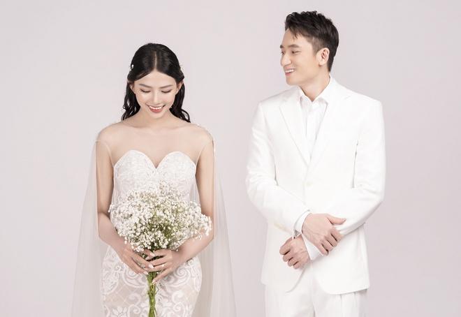 Ảnh cưới của Phan Mạnh Quỳnh và Khánh Vy - Hình 1