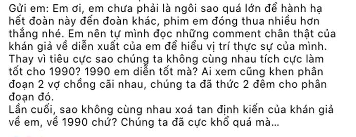 Chính thức: Đạo diễn phim 1990 tung clip Nhã Phương là diễn viên mắc bệnh ngôi sao, hành hạ cả đoàn phim - Hình 6