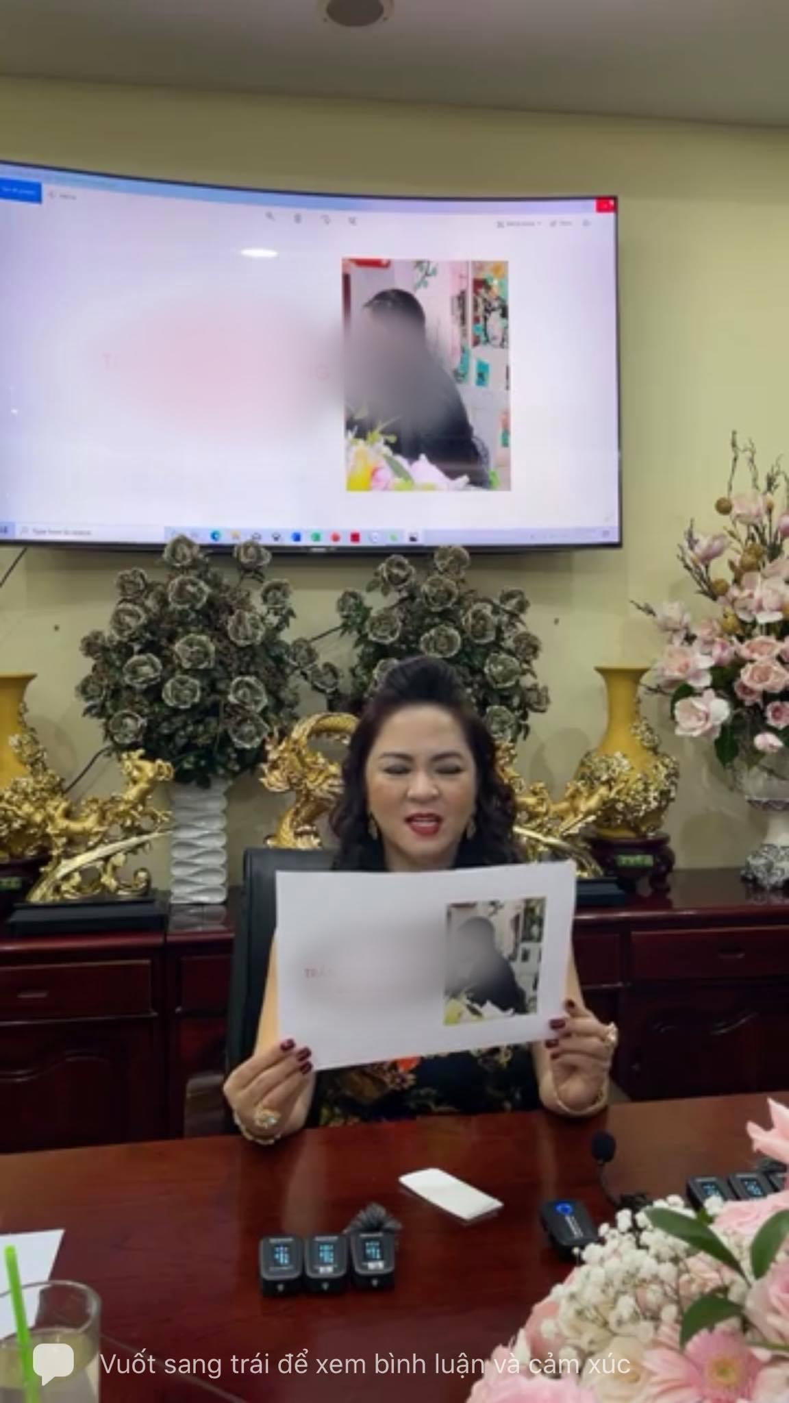 Bà Phương Hằng - vợ ông Dũng lò vôi gửi lời nhắn đến 8 người vợ của ông Yên, tiết lộ tin nhắn bày tỏ tình cảm của ông Yên dành cho mình! - Hình 5