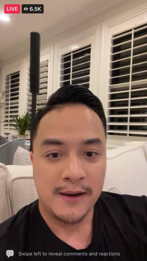 Đòi kiện Cao Thái Sơn tội lăng mạ, Nathan Lee livestream 60 phút nói tục hết 50 phút bằng cả 2 thứ tiếng - Hình 2