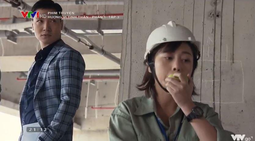 Hương vị tình thân tập 3: Thu Quỳnh chạm mặt Phương Oanh, lộ quá khứ bất hảo tham phú phụ bần - Hình 3