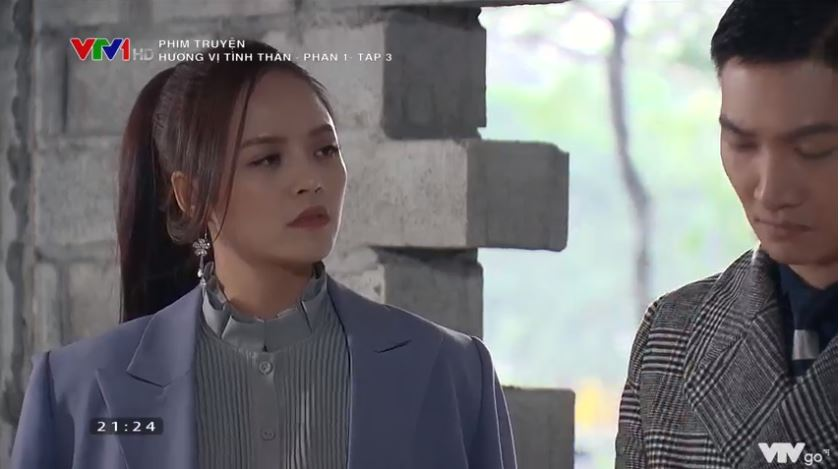Hương vị tình thân tập 3: Thu Quỳnh chạm mặt Phương Oanh, lộ quá khứ bất hảo tham phú phụ bần - Hình 7