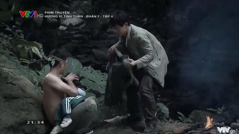 Hương vị tình thân tập 4: Thu Quỳnh 'nhập vai' My sói, tà lưa nhiệt tình nhưng bị Mạnh Trường phũ đẹp - Hình 21