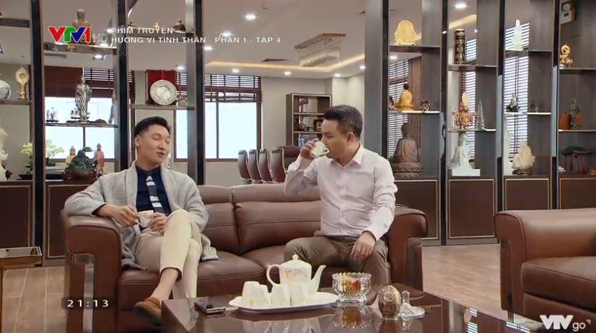Hương vị tình thân tập 4: Thu Quỳnh 'nhập vai' My sói, tà lưa nhiệt tình nhưng bị Mạnh Trường phũ đẹp - Hình 1
