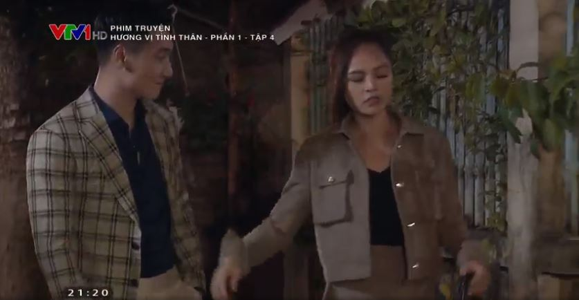 Hương vị tình thân tập 4: Thu Quỳnh 'nhập vai' My sói, tà lưa nhiệt tình nhưng bị Mạnh Trường phũ đẹp - Hình 10