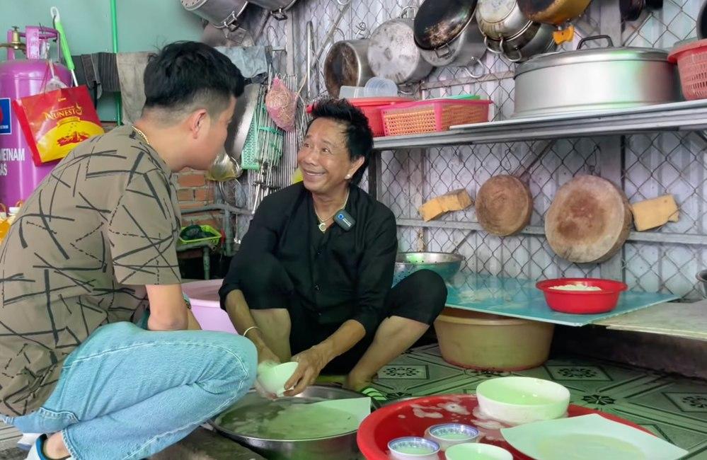 Nghệ sĩ Bảo Chung: Trở về từ Mỹ, đi rửa chén để kiếm thêm thu nhập - Hình 2
