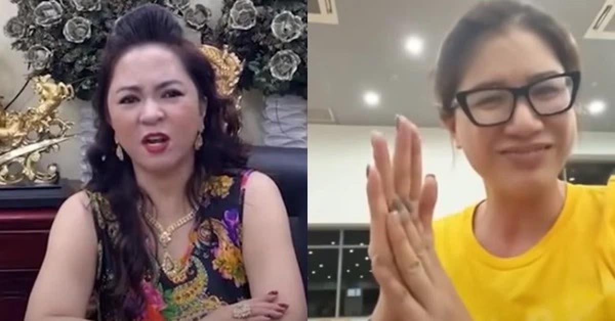 Tiếp Drama: Bà Phương Hằng chửi xối xả NB Hoàng Nguyên Vũ khi bị vạch trần: Cha mẹ sinh ra em mang nhục - Hình 5
