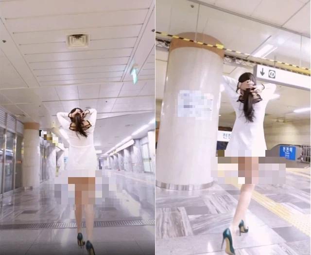 Quay video thả rông 100% ở nơi công cộng, nữ YouTuber bị CĐM ném đá, đồng loạt report kênh - Hình 3
