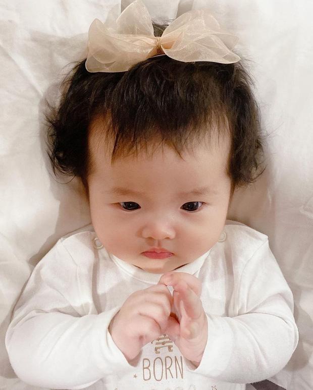 Tranh thủ Đông Nhi vắng nhà, Ông Cao Thắng lén trổ tài làm stylist cho con nhưng kết quả nhìn mà hờn thay Winnie! - Hình 4