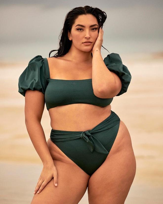 3 người mẫu ngoại cỡ nổi tiếng sau khi lên tạp chí áo tắm - Hình 1