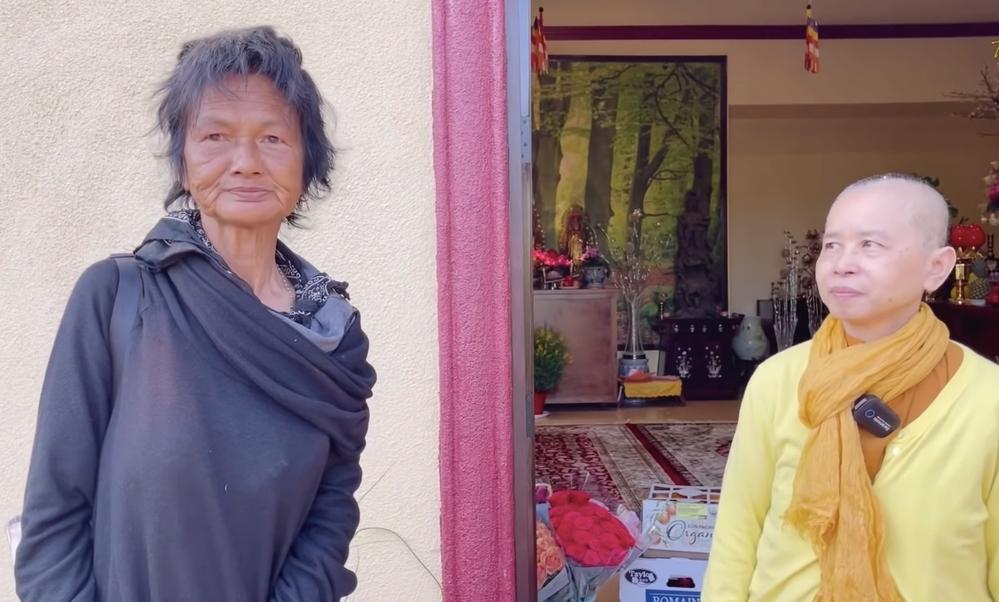 Nghệ sĩ Kim Ngân được Thúy Nga đưa lên chùa tìm chỗ tá túc - Hình 3