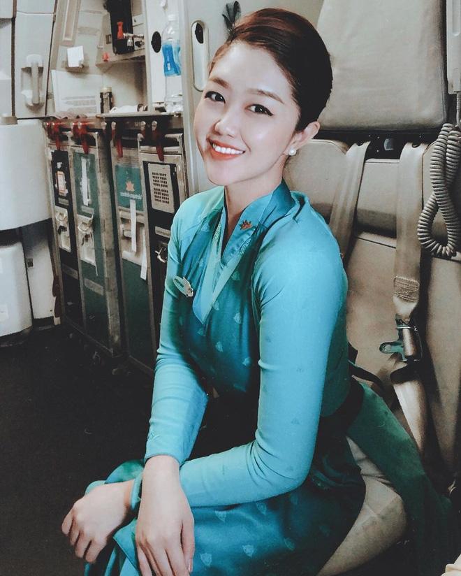 Tiếp viên 31 tuổi xinh đẹp của Vietnam Airlines: Không có chồng không chết được, chỉ sợ không làm ra tiền - Hình 1