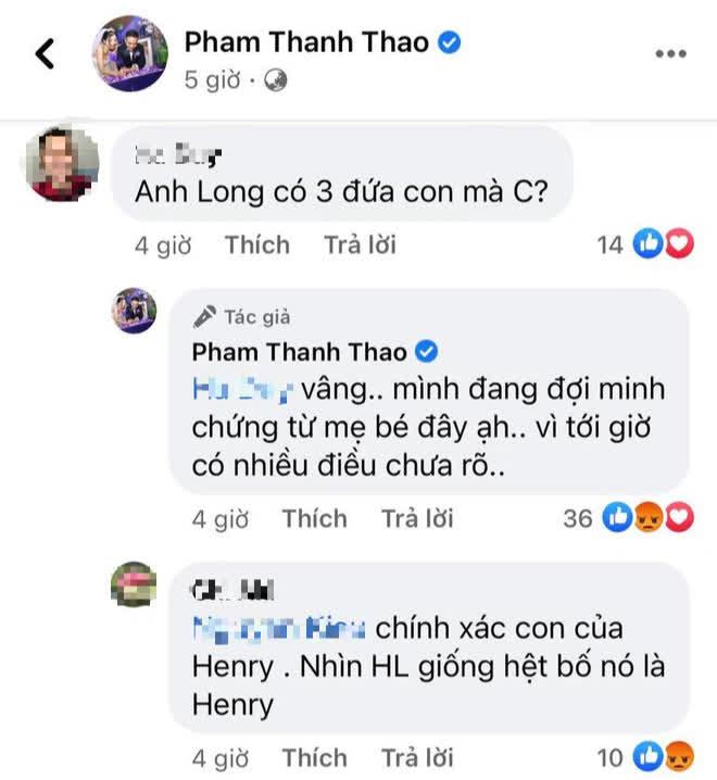 Ca sĩ Phạm Thanh Thảo nghi ngờ bé Helen không phải con của Vân Quang Long, tiết lộ đang đợi minh chứng từ mẹ bé? - Hình 2