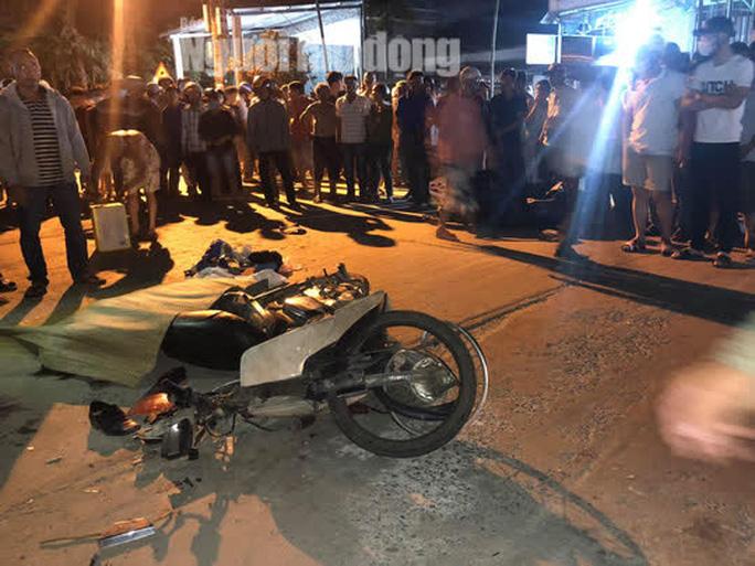Quảng Nam: Ôtô điên lùa 4 xe máy, 2 người chết, 2 người bị thương - Hình 4