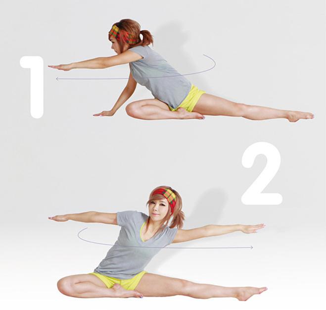5 động tác giúp đánh bay mỡ bụng dưới - Hình 3