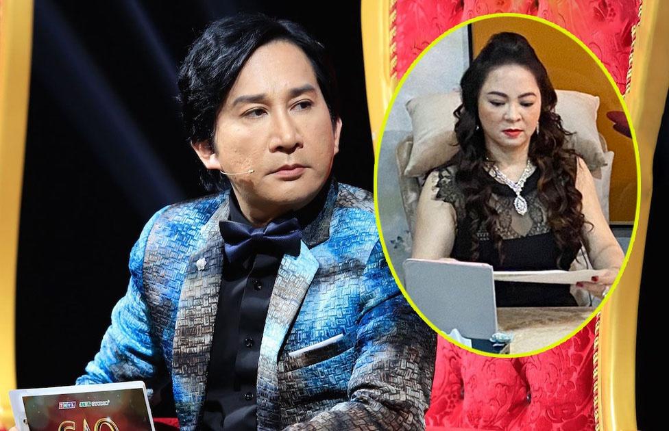 Kim Tử Long: Thấy buồn khi bà Nguyễn Phương Hằng nặng lời giới nghệ sĩ - Hình 1