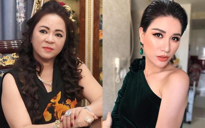 Phản ứng của Trang Trần khi bà Phương Hằng cấm nghệ sĩ đến Đại Nam? - Hình 2