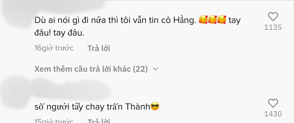Fan bà Phương Hằng phát tán tin nóng, kéo nghệ sĩ Thành Lộc, MC Trấn Thành vào cuộc, mừng rỡ vì MC quốc dân đứng về phía bà Hằng?! - Hình 3