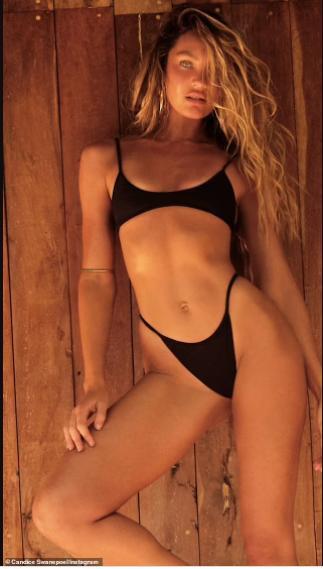 Thiên thần nội y Candice Swanepoel đẹp nín thở với bikini - Hình 3