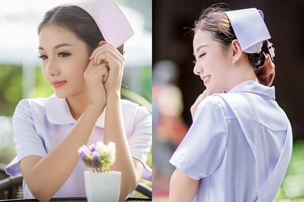 Phong cách thời trang sexy của nữ y tá từng bị sa thải vì quá đẹp - Hình 1
