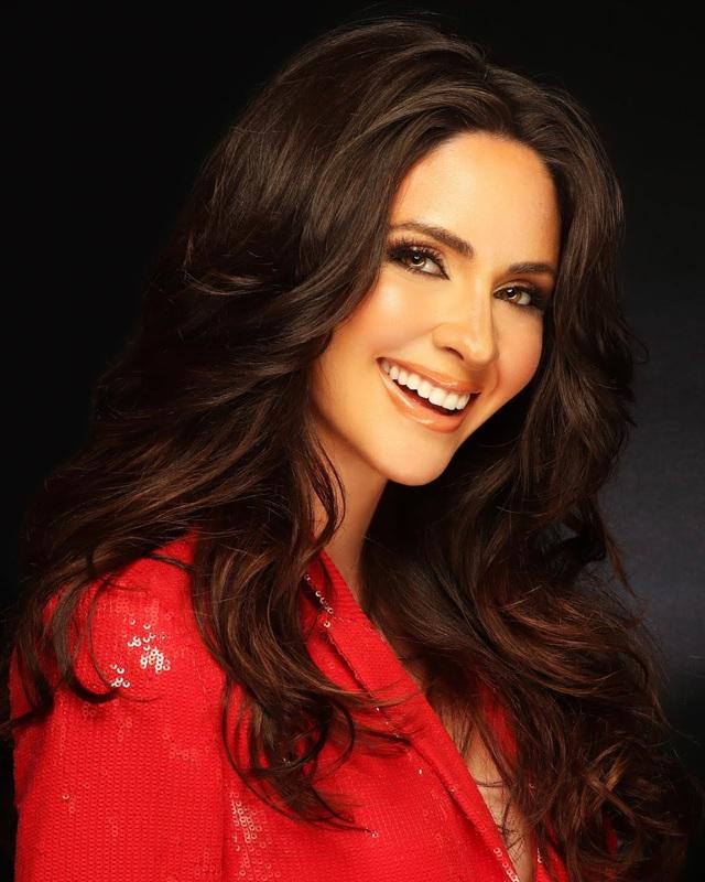 5 người đẹp Nam Mỹ nóng bỏng nhất tại Hoa hậu Hoàn vũ 2020 - Hình 4