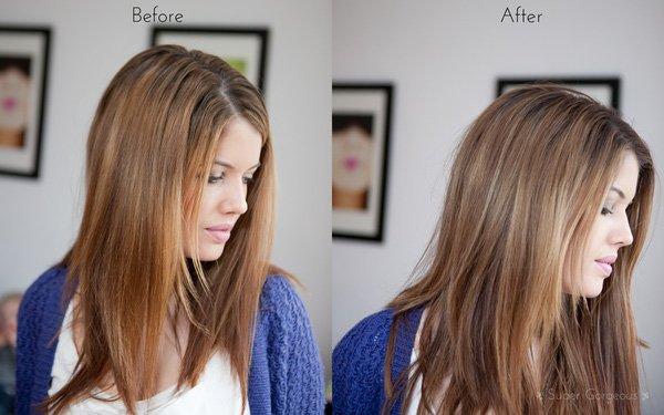 3 mẹo đơn giản dùng dầu gội khô hiệu quả, tránh làm tóc chẻ ngọn hư hại - Hình 2