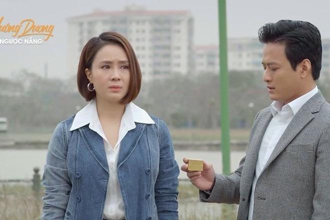Hồng Diễm sợ Châu lẻ bóng cô đơn đến cuối phim Hướng dương ngược nắng - Hình 5