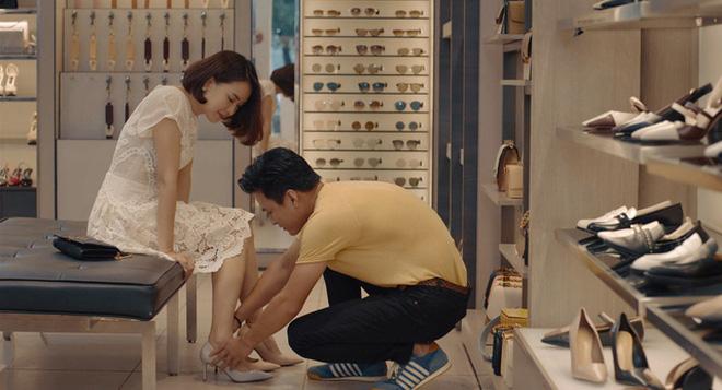 Hồng Diễm sợ Châu lẻ bóng cô đơn đến cuối phim Hướng dương ngược nắng - Hình 7