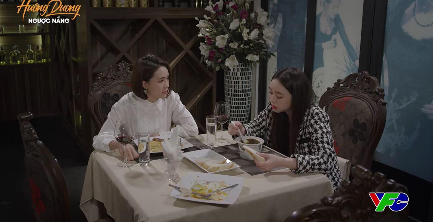 Hướng dương ngược nắng trailer tập 61: Châu khuyên Ngọc từ bỏ tình cảm với Trí - Hình 4