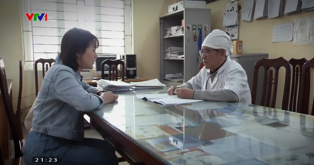 Hương vị tình thân - Tập 9: Biết bị ung thư, ông Tuấn (NSND Công Lý) sẽ nói sự thật về bố đẻ cho Nam? - Hình 2