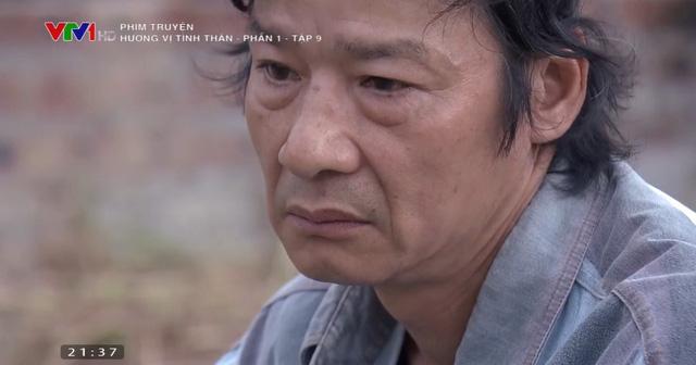 Hương vị tình thân - Tập 9: Biết bị ung thư, ông Tuấn (NSND Công Lý) sẽ nói sự thật về bố đẻ cho Nam? - Hình 13