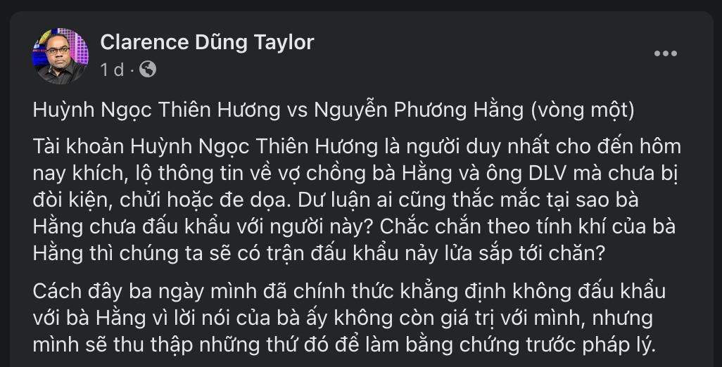 NÓNG: Vợ cũ ông Dũng lò vôi dùng tài khoản ảo vạch trần bà Nguyễn Phương Hằng? - Hình 4