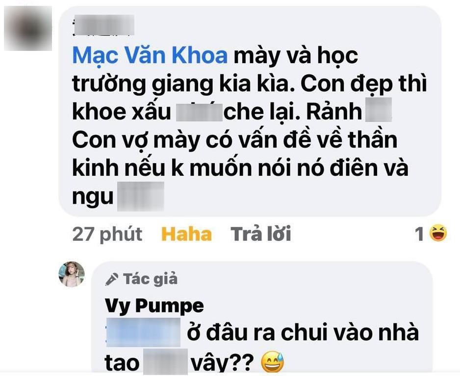 Con Mạc Văn Khoa bị chê, bảo học Trường Giang đẹp khoe xấu che - Hình 2