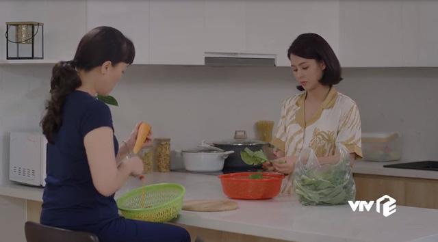 Hướng dương ngược nắng - Tập 63: Mẹ con Cami sắp ra nước ngoài, Hoàng cố tình tránh mặt Minh - Hình 5